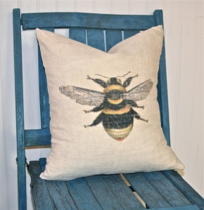 Bumblebee on Chair